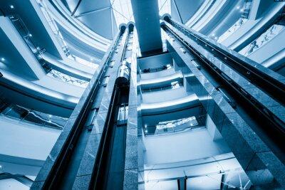 Papiers peints ascenseur