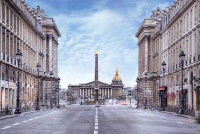Papiers peints Assemblée nationale et Place de la Concorde