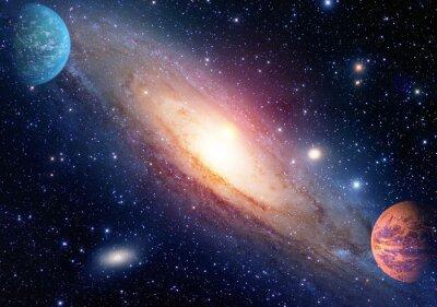 Papiers peints Astrologie astronomie espace espace grand bang système solaire planète galaxie création. Éléments de cette image fournis par la NASA.