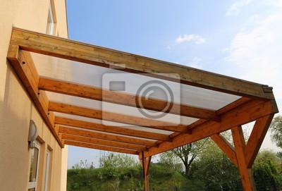 Auvent Moderne Porte D Entre Beautiful Porte Entree Vitree Brico