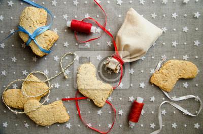 Avoine Biscuits de Noël