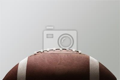 Papiers peints Ballon de football américain sur fond
