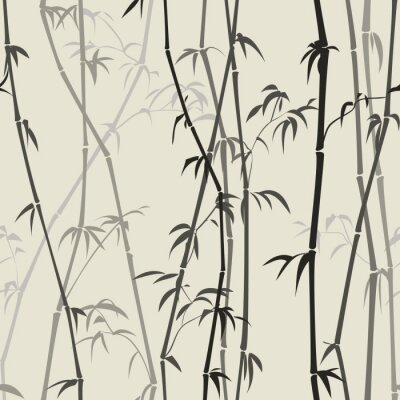Papiers peints Bamboo background