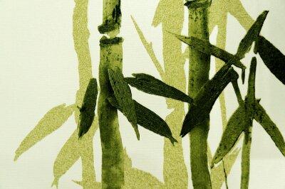 Papiers peints Bamboo / Texture