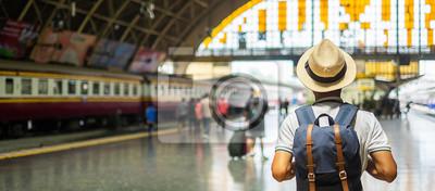 Papiers peints Bangkok travel concept