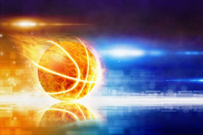Papiers peints Basket-ball chaud