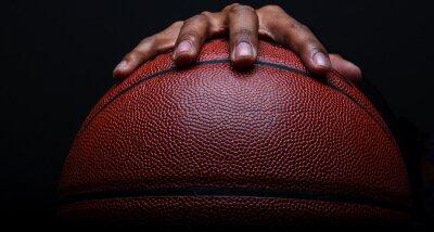 Papiers peints Basket-ball et de préhension à la main