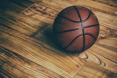Papiers peints Basket-ball sur Hardwood 1
