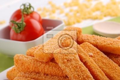 Bastoncini pesce quattro