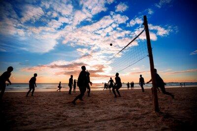 Papiers peints Beach-volley