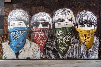 Papiers peints Beatles