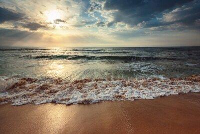 Papiers peints Beau, Cloudscape, mer