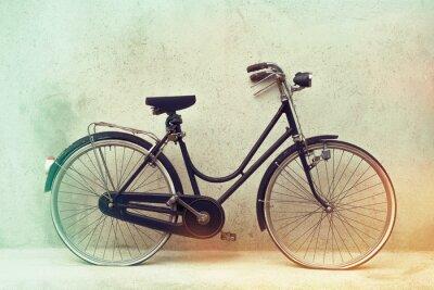 Papiers peints Beau, vieux, rouillé, bicyclette, retro, impressionnant, effet, Couleurs