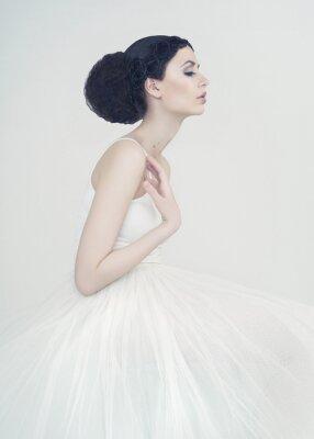 Papiers peints Belle ballerine