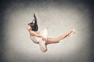 Papiers peints belle danseuse