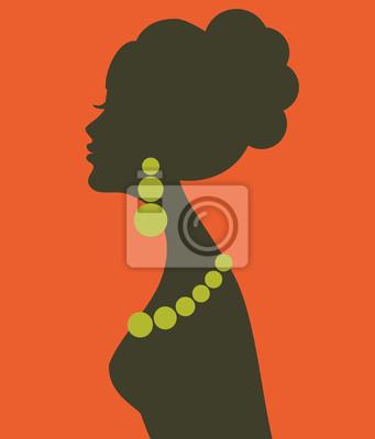 Belle Silhouette Femme
