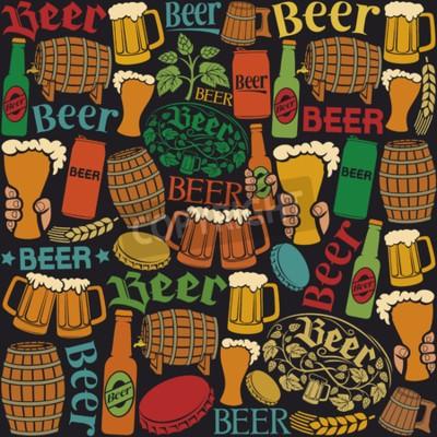 Papiers peints Bière, bière, bière, bière, bière, bière, bouteille de bière