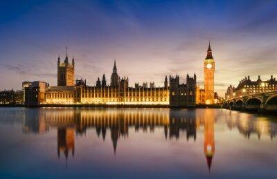 Papiers peints Big Ben et Houses of Parliament