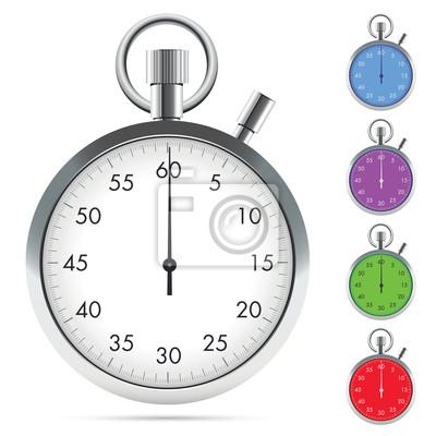 Blanc chronomètre