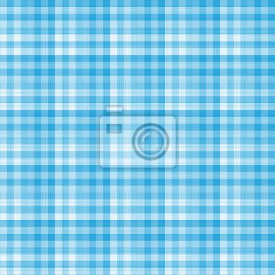 Papiers Peints Blanc Et Bleu Motif Vichy Transparente