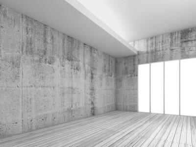 Papiers peints Blanc, intérieur, fond, bois, plancher, 3D