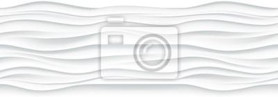 Blanc, ondulé, panneau, seamless, texture, fond