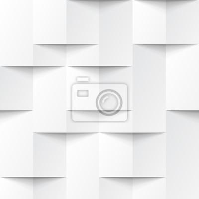 Blanc, seamless, géométrique, texture
