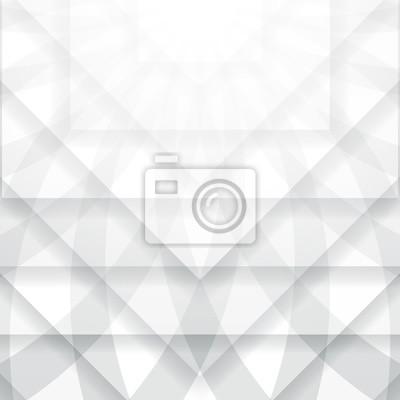 Blanc texture de fond avec un motif répétitif géométrique