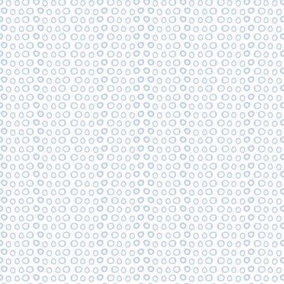 Papiers peints Bleu, blanc, cercles, fond, icône Décoration de papier peint. Illustration vectorielle