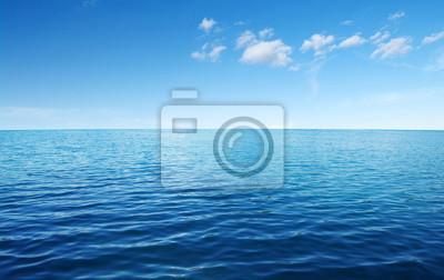 Papiers peints Blue sea water