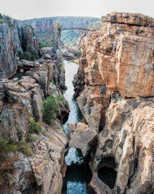 Papiers peints Blyde, rivière, canyon