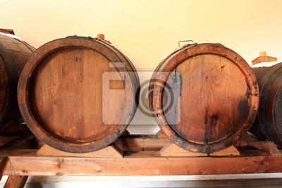 Botti di vinaigre balsamique