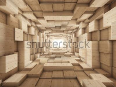 Papiers peints bout du tunnel