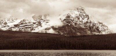 Papiers peints Bow Lake