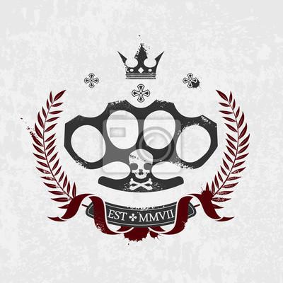 Brass Knuckle emblème