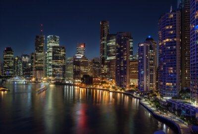 Papiers peints Brisbane Waterfront