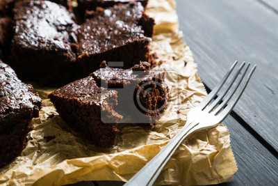 Brownies faits maison
