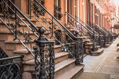 Papiers peints Brownstone Appartements dans la périphérie de Chelsea de New York