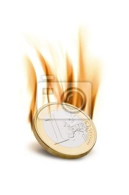 Brûler euros