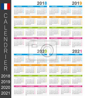 Modele De Calendrier 2020.Papiers Peints Calendrier 2018 2019 2020 2021 Modele De Calendrier Francais