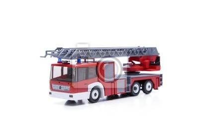 Papiers peints Camion de pompiers