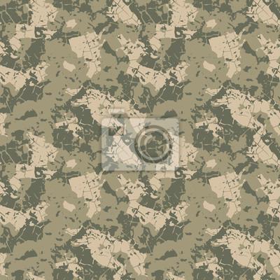 camouflage vert et kaki est un motif abstrait sans soudure. Black Bedroom Furniture Sets. Home Design Ideas