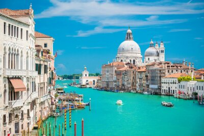 Papiers peints Canal Grande, Venise