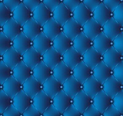 Capitonne Bleu 2 Papier Peint Papiers Peints Tapisserie Bleute