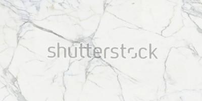 Papiers peints Carrara marble. Marble texture. White stone background