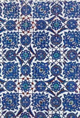 Papiers peints Carreaux de céramique turques, Istanbul
