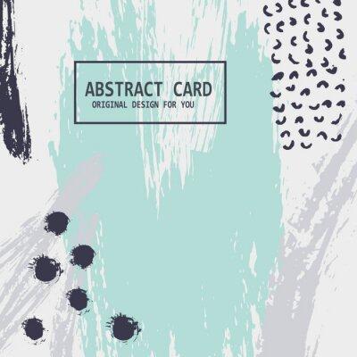 Papiers peints Carte abstraite vectorielle