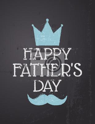 Carte de voeux Fête des pères