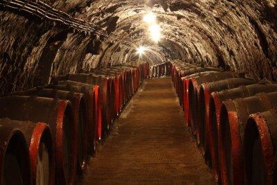 Papiers peints Cave à vin de Tokaj, Hongrie