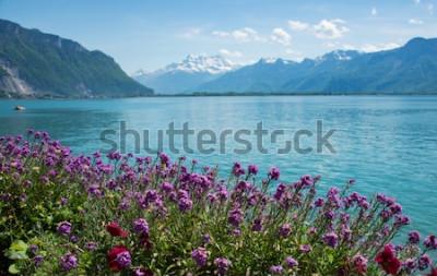 Papiers peints ceci est une photo de paysage de montagne, Suisse